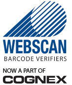 Barcode Verifiers – Cognex (Formerly Webscan)