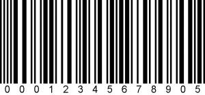 interleaved 2of5 barcode interleaved 2 of 5 itf interleaved 25