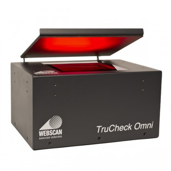 TruCheck Omni™ | Barcode Verifiers - Cognex (Formerly Webscan)